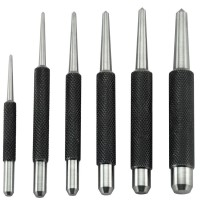 Centre Punch 6pc Set