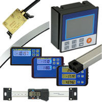 Digital Readout Scales & Displays