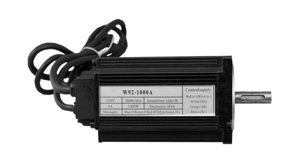 Sieg 1000w brushless dc motor 220 240v for 1000w brushless dc motor