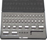 Precision Space Block 36pc Set - Imperial (M6 Thread)