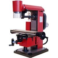SIEG SU1 HiToque Universal Mill with R8 Spindle - High Body