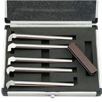HSS 6pc Internal Threading & Boring Set