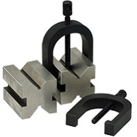 "V-Block and Clamp Set 1.1/4""x1.1/4""x1.5/8"" 2pcs Set"